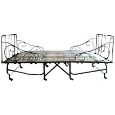 folding day bed french antique daybed ikea folding daybed