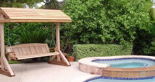 patio u0026 pergola wooden patio swing favorite wooden porch swing