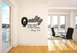 vinyl wall decal sticker henry ford quality quote os dc506