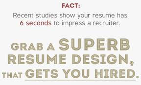 Resume 6 Seconds Trendy Top 10 Creative Resume Templates For Word Office