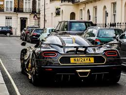 koenigsegg gold exotic koenigsegg naraya 1of1 in london cars247
