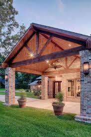 Backyard Pavilion Plans Ideas Rustic Backyard Pavilions Home Outdoor Decoration