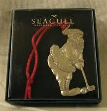seagull pewter santa ebay
