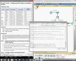 ccna 2 packet tracer activity 6 2 2 4 solution youtube