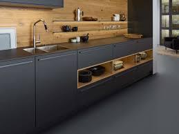 küchentrends 2017 aktuelle designs und farben für die mit schwarze