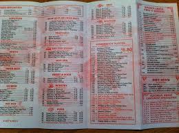 golden china golden china menu menu for golden china westside jacksonville