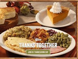 restaurants open on thanksgiving 2015 living rich with coupons