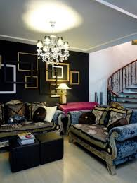 Dark Sofa Living Room Designs by Living Room Up To Date Gothic Style Interior Design Living Room