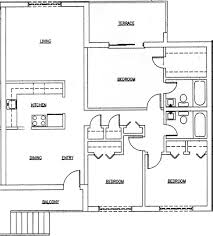 2 car garage apartment floor plans botilight com excellent with