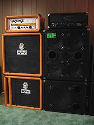 Orange Cabinet 4x12 Possible Orange 4x10 And 1x15 Talkbass Com