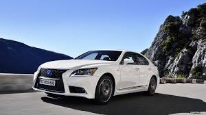 lexus ls 2013 2013 lexus ls 600h f sport european version front hd