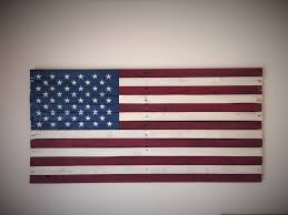 29 Star Flag How To Make A Rustic Flag Using Pallet Wood Youtube