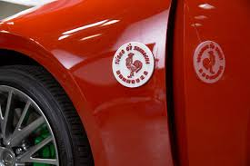 sriracha bottle wallpaper lexus just made a sriracha car and no this isn u0027t an april fools