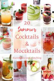 20 summer cocktails u0026 mocktails recipe roundup small bites