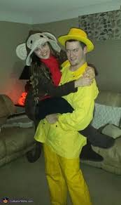 Halloween Costumes George 31 Curious George Couples Costumes Images