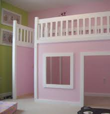 Woodworking Plans For Storage Beds by Ana White Storage Stairs For The Playhouse Loft Bed Diy Projects