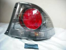 lexus uk shop an original lexus is200 is300 rear back light lamp smoked
