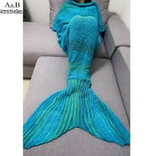 aliexpress com buy new fashion women crochet mermaid tail shape