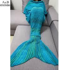 aliexpress com buy new fashion women crochet mermaid tail shape