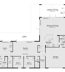 Model Homes Carstensen Homes Lshaped Home Plans With Open Floor - L shaped home designs
