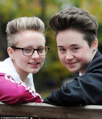 teddy boy hairstyle schoolgirls sent home from classes for having exaggerated teddy