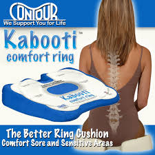 contour kabooti cushion coccyx cushion asseenontv com shop