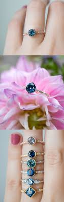 vintage engagement rings nyc best 25 vintage sapphire rings ideas on vintage