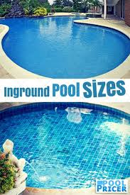 best 25 pool sizes ideas on pinterest swimming pool size small