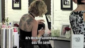 aj u0027s wicked salon and spa rapid city south dakota youtube
