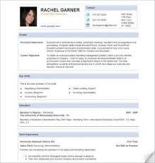 job resume exles pdf free best resume format for freshers pdf niveresume pinterest