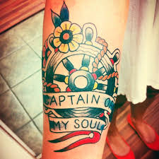 Nautical Tattoos by Best 25 Traditional Nautical Tattoo Ideas On Pinterest