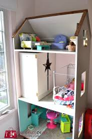 ana white diy dollhouse for american dolls diy projects