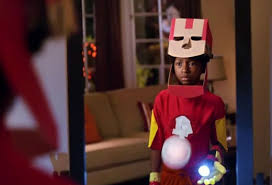 homemade iron man halloween costume commercial by target