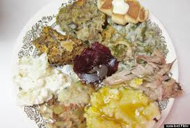 look can you guess how many calories are on your thanksgiving
