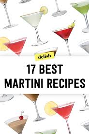 martini easter best martini recipes how to make a martini cocktail
