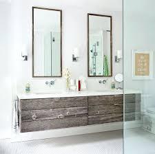 Bathroom Vanity Medicine Cabinet by Bathroom Storage Bathrooms Silver Gray Walls Beveled Mirror