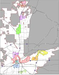 Dallas Fort Worth Area Map by Tax Increment Financing Districts Tif City Of Fort Worth Texas