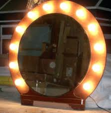 round makeup mirror with lights round vanity mirror with lights rachunkowosc info
