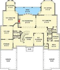 six bedroom floor plans 36 best possible property plans images on floor plans