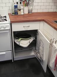 Top Corner Kitchen Cabinet What To Do With Corner Kitchen Cabinets Regarding Kitchen Corner