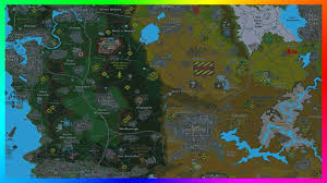 world map by cities most ultimate gta usa world map with 100 cities