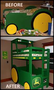 John Deere Tractor Bunk Bed Oopsie Daisy Natural Baby John Deere Bunk Bed