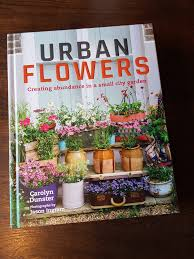 Urban Gardening Magazine Book Review Urban Flowers The Guide To Gardeningthe Guide