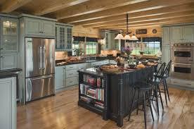 rustic cabin kitchen ideas prime log cabin kitchen ideas