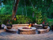 Patio With Firepit Fancy Patio Firepit 59 Home Bedroom Furniture Ideas With Patio