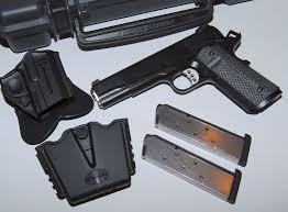 gun review springfield armory trp armory kote 1911 45 acp my