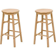 argos kitchen furniture buy simple value pair of solid wood kitchen stools at argos co uk