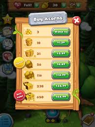 forest home iap shop ui hud user interface game art gui
