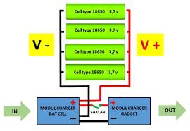 cara membuat powerbank menggunakan baterai abc cara membuat rangkaian power bank paling mudah