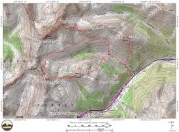 Colorado Mountain Map by Wichita State Plane Wreck U0026 Mount Bethel Dry Gulch Mountain Air